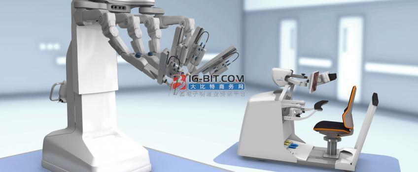 加拿大一医院用机器人做手术 疫情期间挽救患癌病人