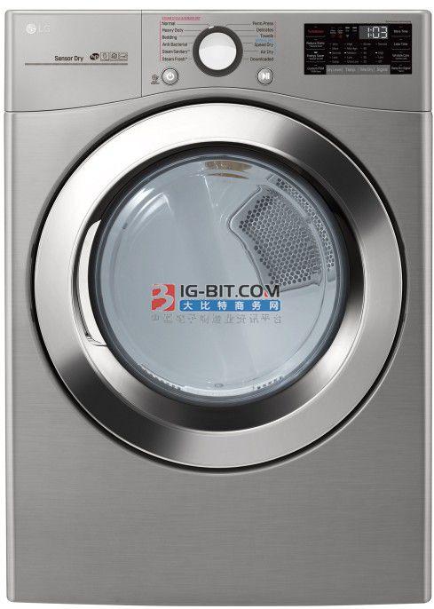 上半年白电市场唯一增长点,干衣机未来持续扩容