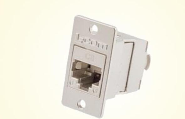 L-com诺通发布新型8类免工具Keystone母头和现场端接RJ45插头