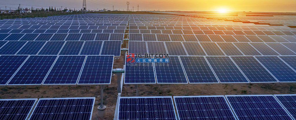 上海电气拿下迪拜五期900MW光伏太阳能发电工程建设