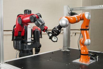 沈阳自动化所协作机器人研究取得进展