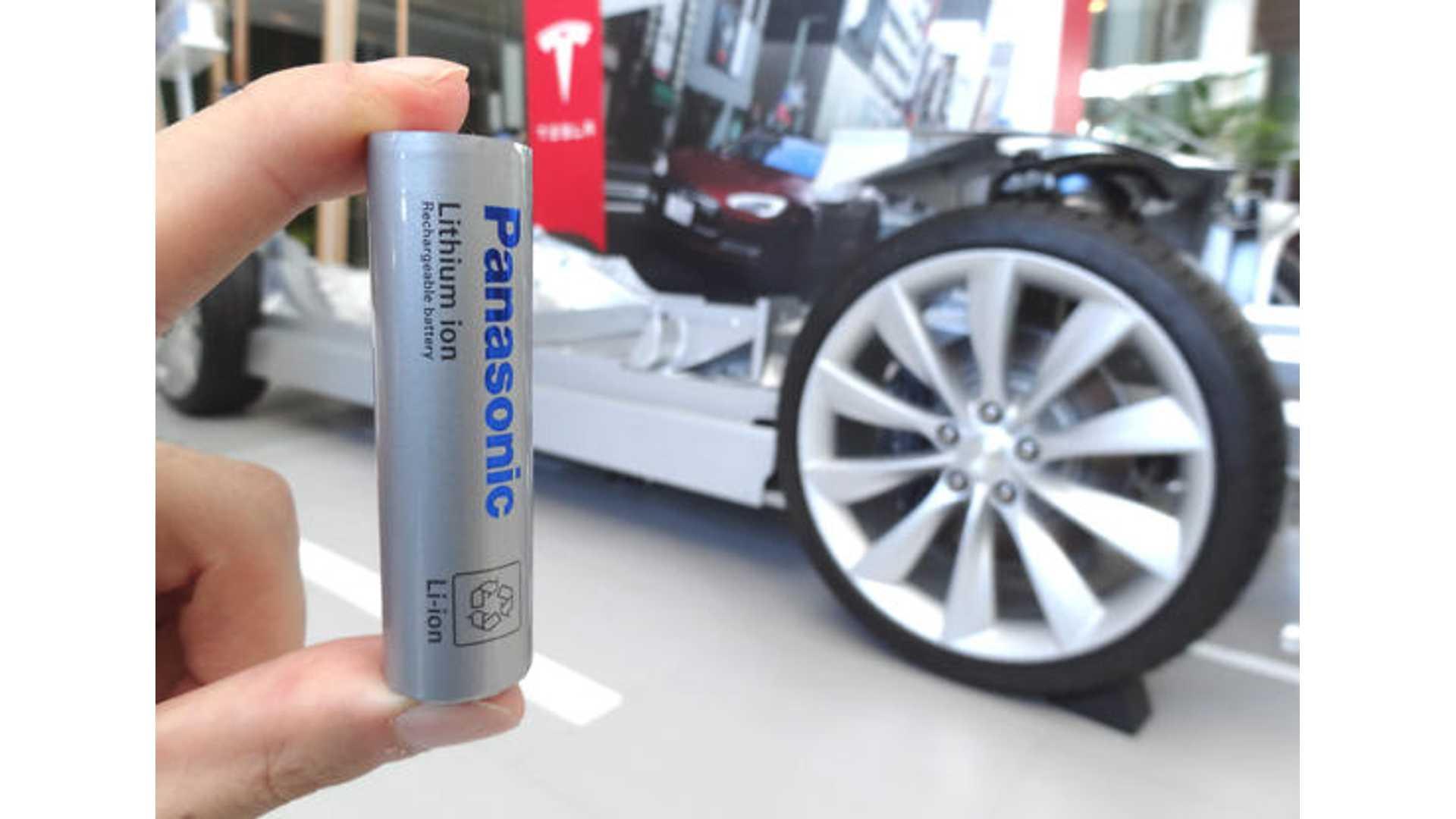 松下计划将特斯拉电池能量密度提升20% 2-3年商业化无钴电池