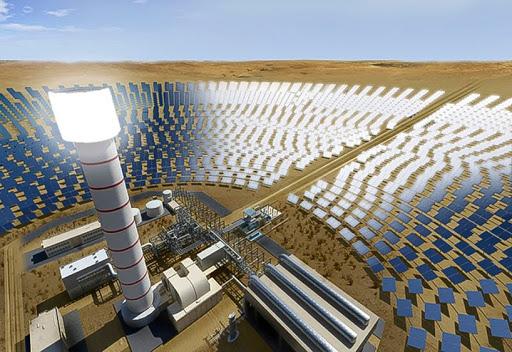 2025年全球聚光太阳能市场规模预计将达到76亿美元