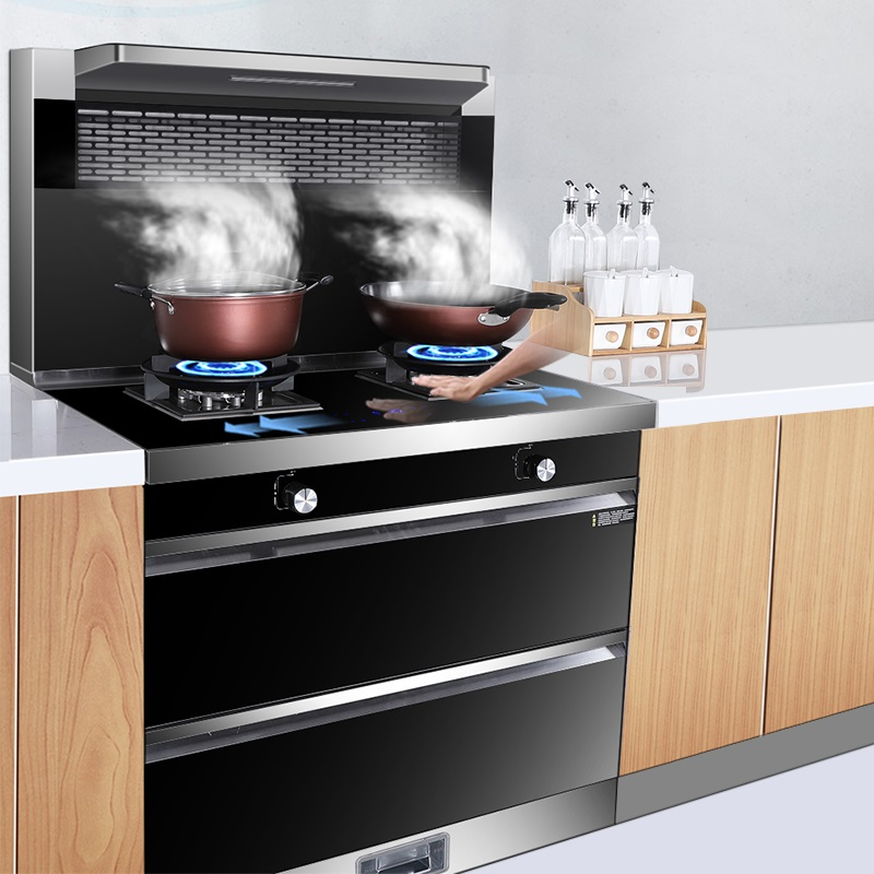 集成灶上半年呈V型发展 专业厨电品牌表现抢眼