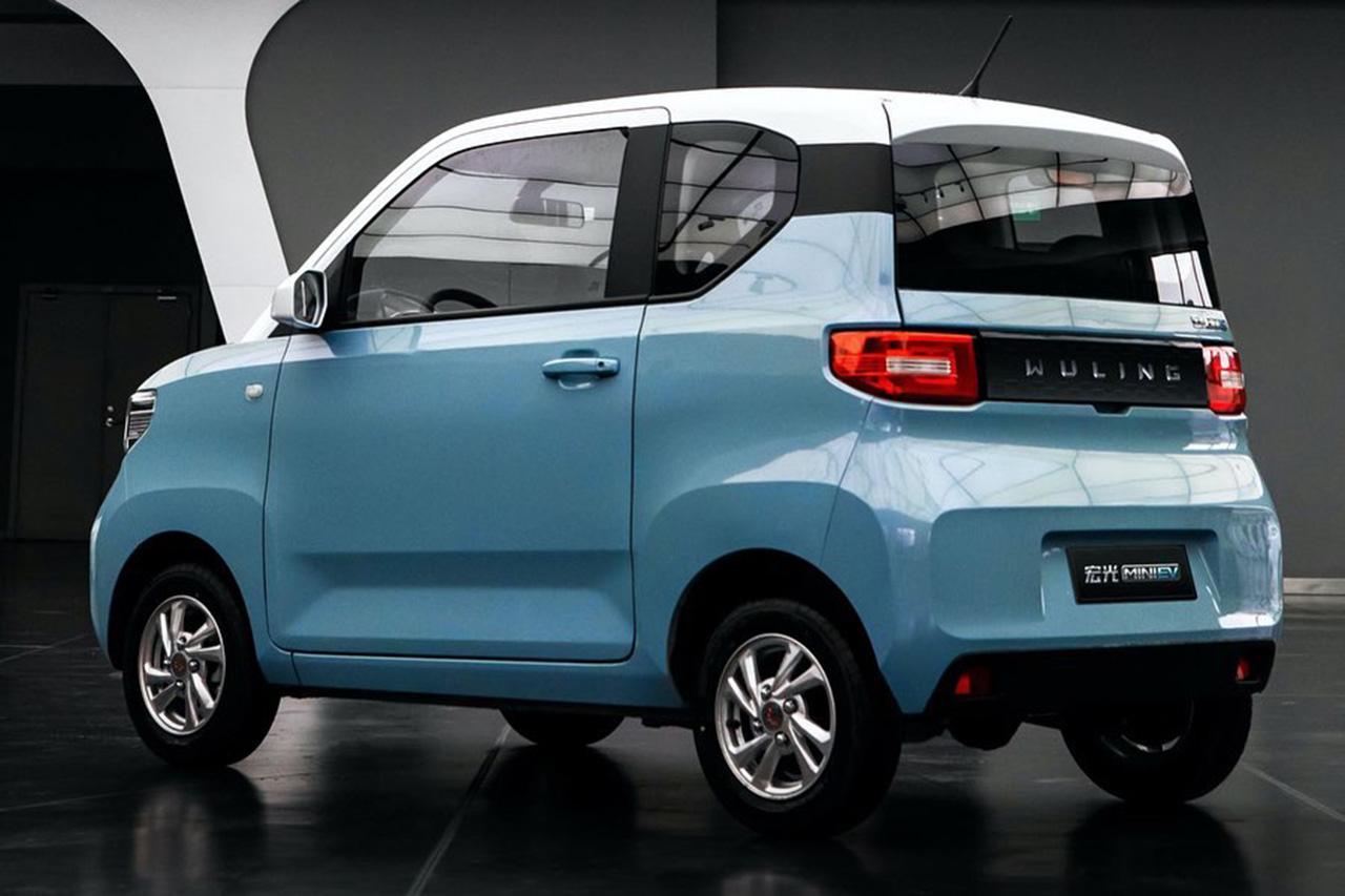 乘用车7月产量排行:宏光MINI产量超7000辆,小鹏P7、比亚迪汉大规模量产