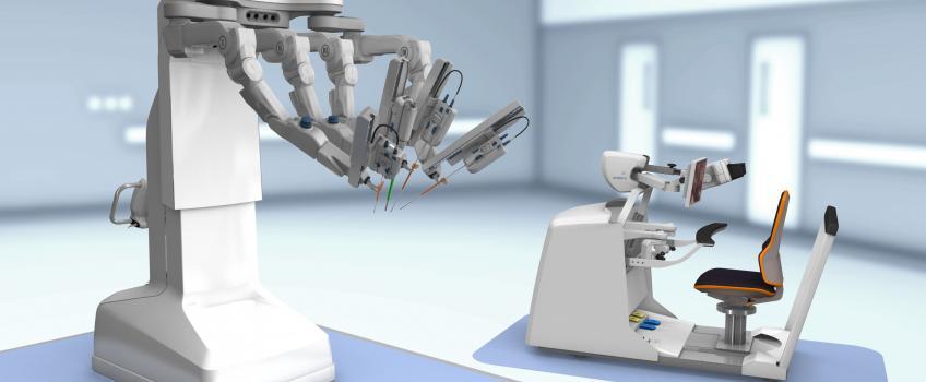 中关村科学城:强强联合打造医疗机器人产业生态圈
