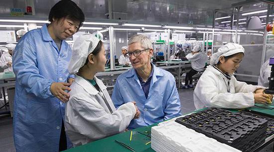 苹果或将暂缓在越南组装iPhone:因工人生活条件问题