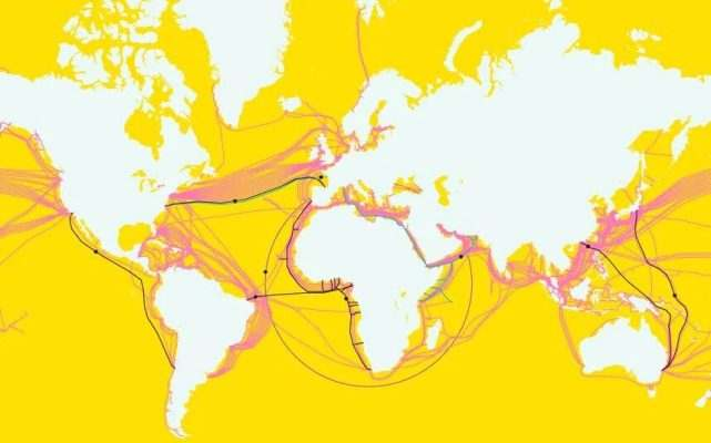 以光速传输98%世界互联网流量,硅谷巨头争夺海底电缆控制权