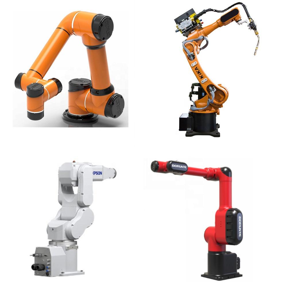 越疆科技新一代全感知机器人赋能智造新未来
