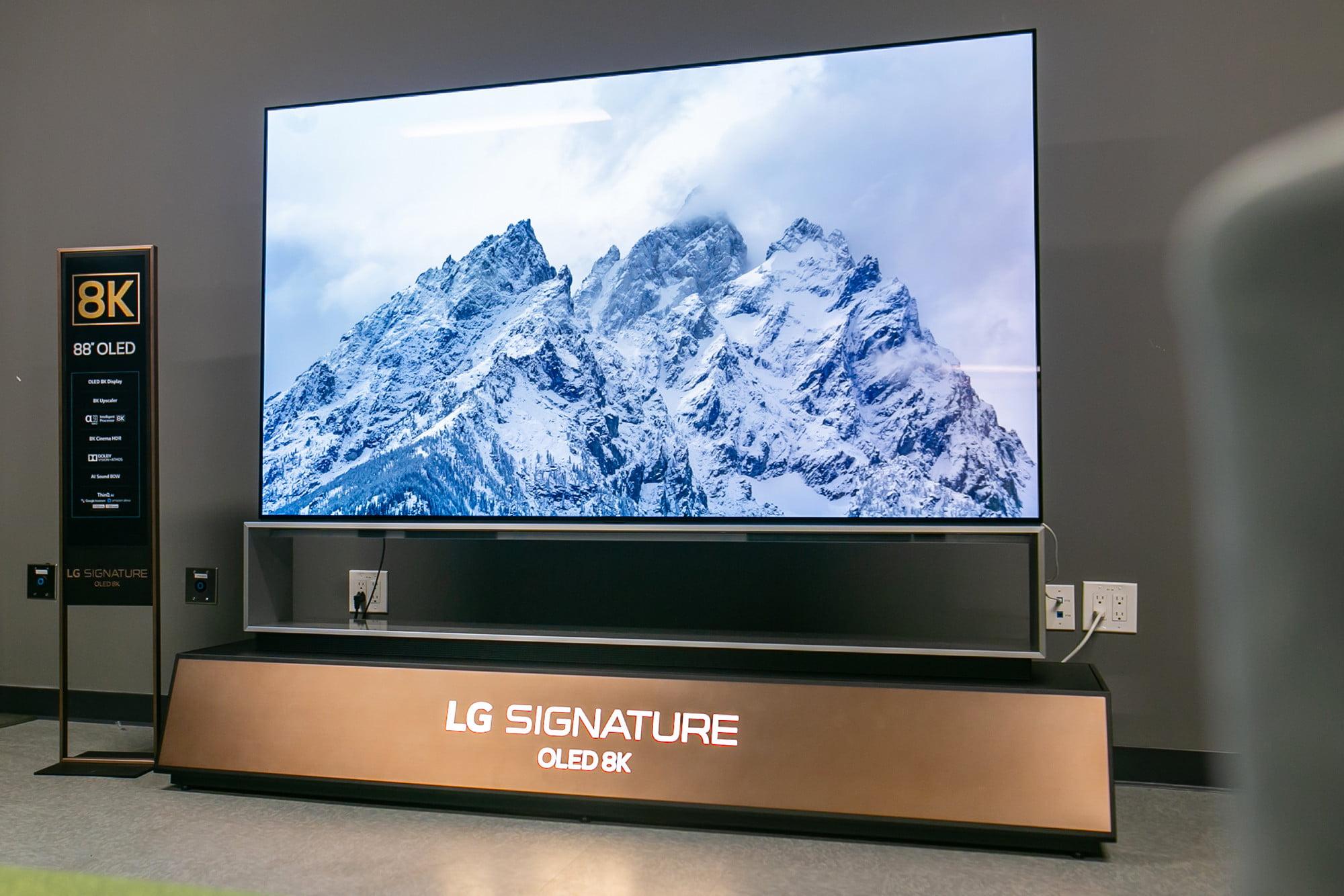 OLED电视卖20万元 高端子品牌能否打破家电价格战怪圈?