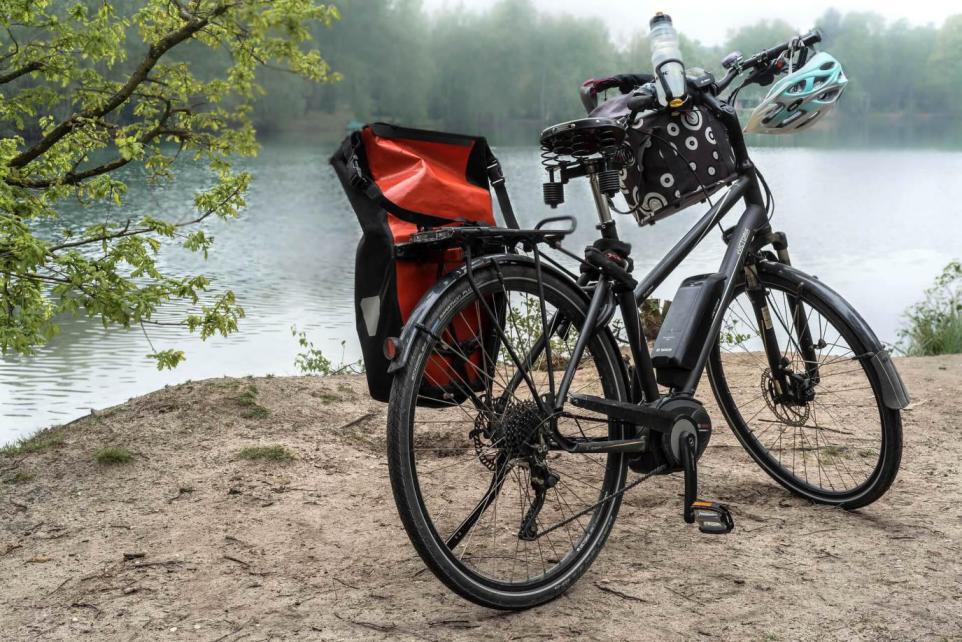 高科技e-Bike是公共交通的理想选择