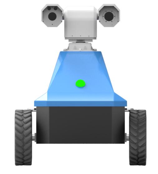 """大兴机场添""""神器"""" 机房智能巡检机器人上岗测试"""