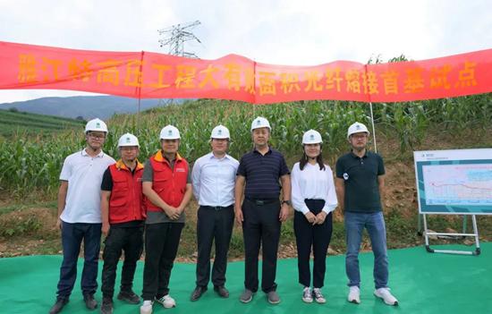 国网特高压工程首例!长飞G.654.E光纤用于雅中—江西工程