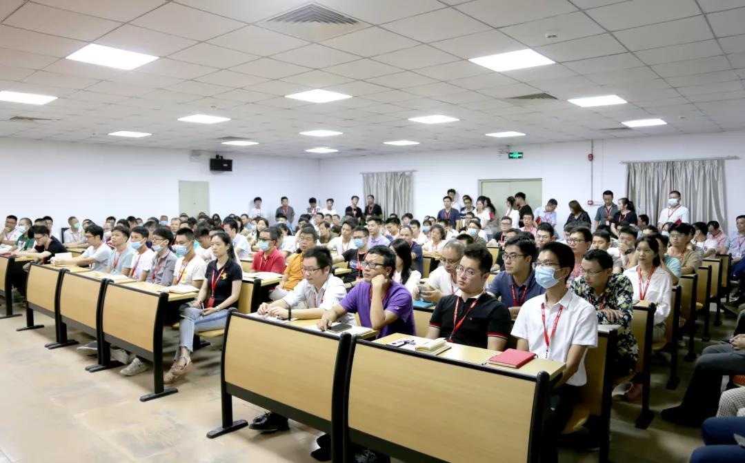 勤思厚学,求实创新 | 茂硕技术学院启动大会圆满举行