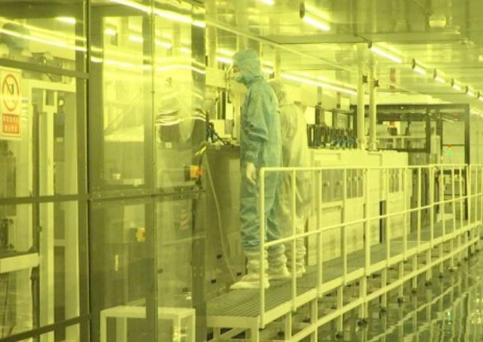 日产2000万颗COF-IC芯片载带,常州欣盛25亿元项目设备已调试到位