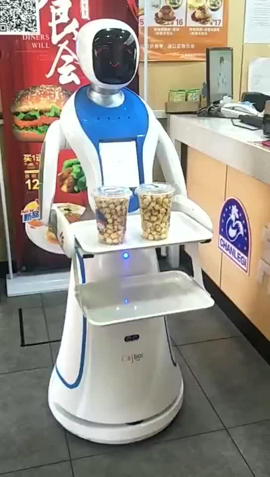 """下一步餐饮机器人要学的是""""掌握火候"""""""
