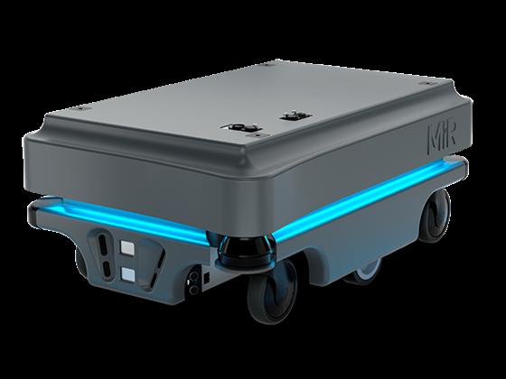 第四代移动机器人:灵动科技V-AMR全球首发暨招商