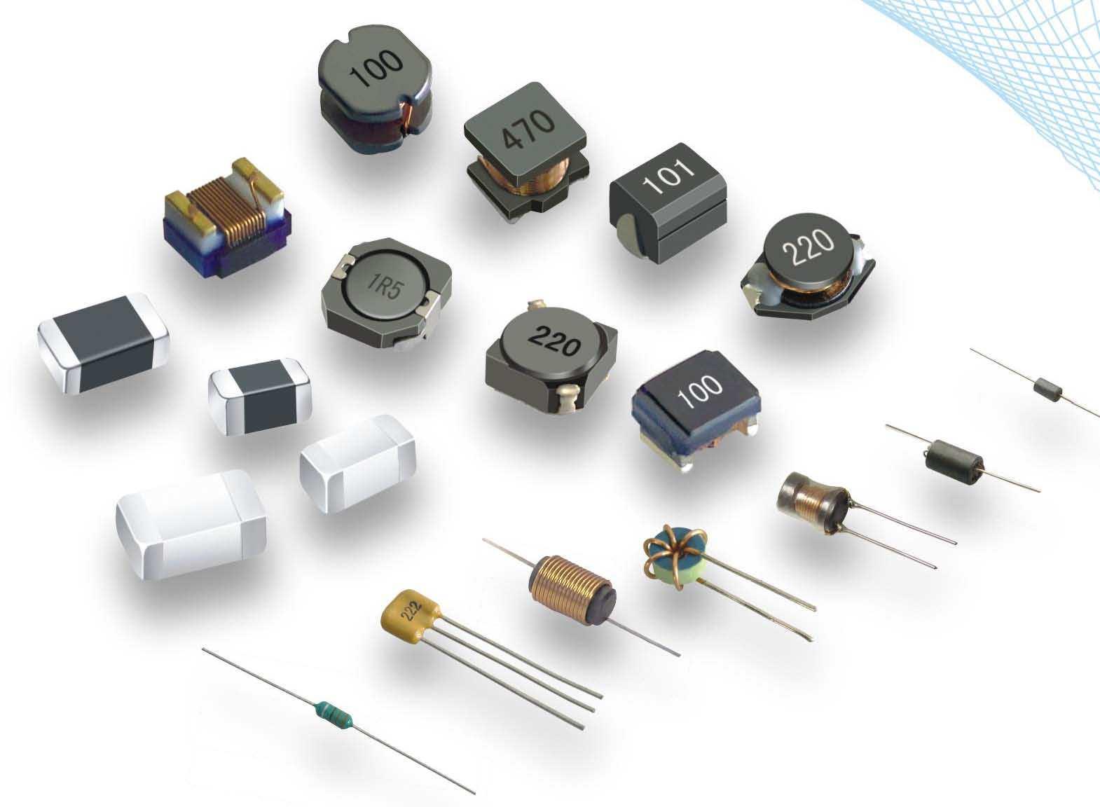 影响绕线电感的电子元器件 你知道吗