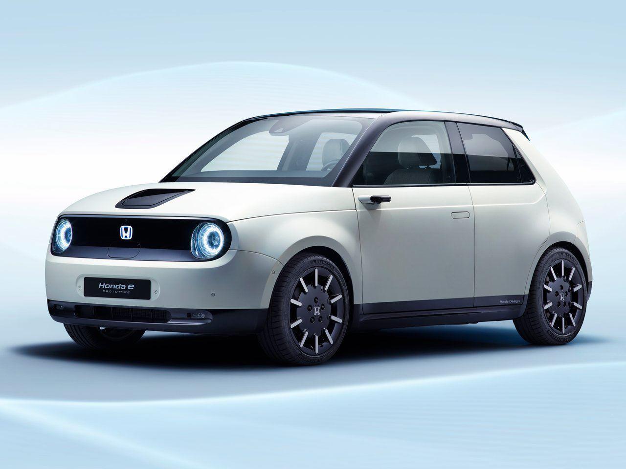 """另辟蹊径?本田首款纯电动汽车主打""""小"""" 电池容量只有Model 3的一半"""