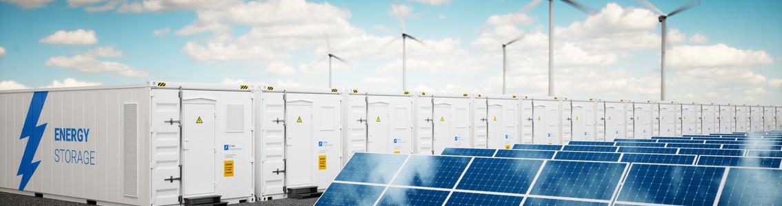 通用电气成为英国太阳能储能项目电池供应商