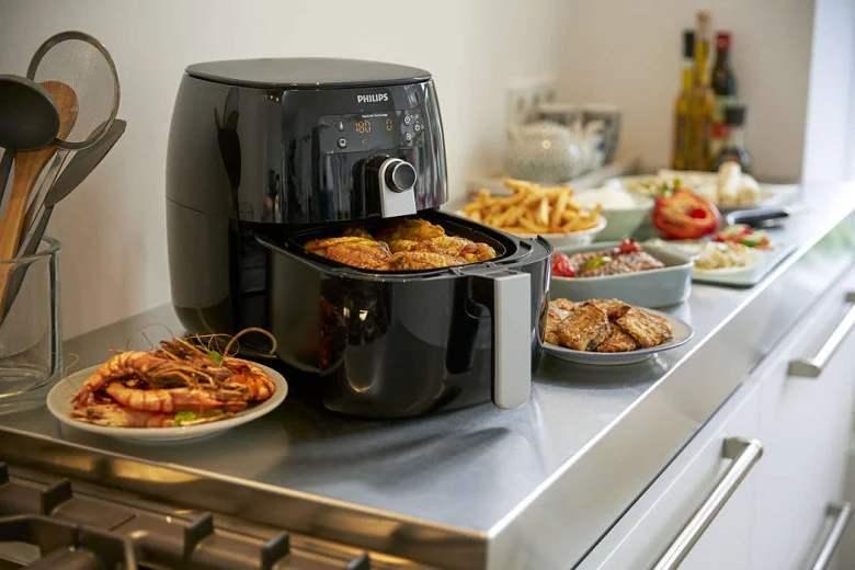 厨房新宠小家电 空气炸锅到底好用不好用?