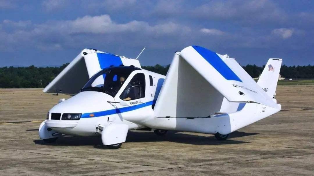 丰田支持的飞行汽车项目完成载人试飞