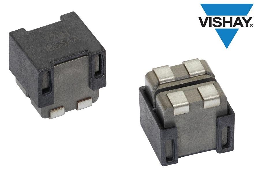 Vishay推出新型汽车级2525外形尺寸超薄、大电流电感器