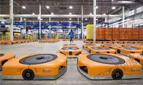 物流仓储机器人创企海柔创新获B轮融资 源码资本领投