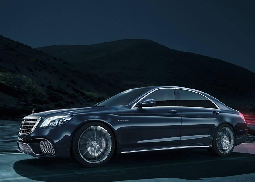 奔驰发布新一代S级轿车,将于9月投产