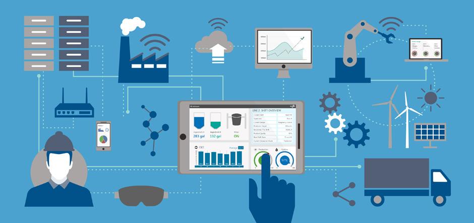 工业互联网:新工业革命重要基石
