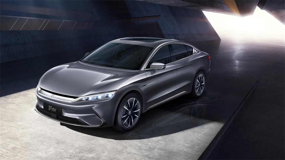 比亚迪8月销售新能源车1.5万辆,汉销售4000辆