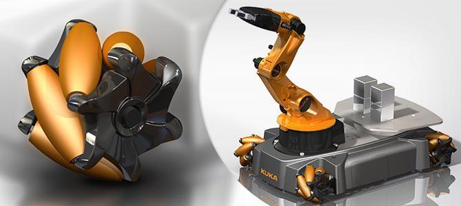 """浙江大学熊蓉教授讲述""""中国工业移动机器人产业技术发展"""