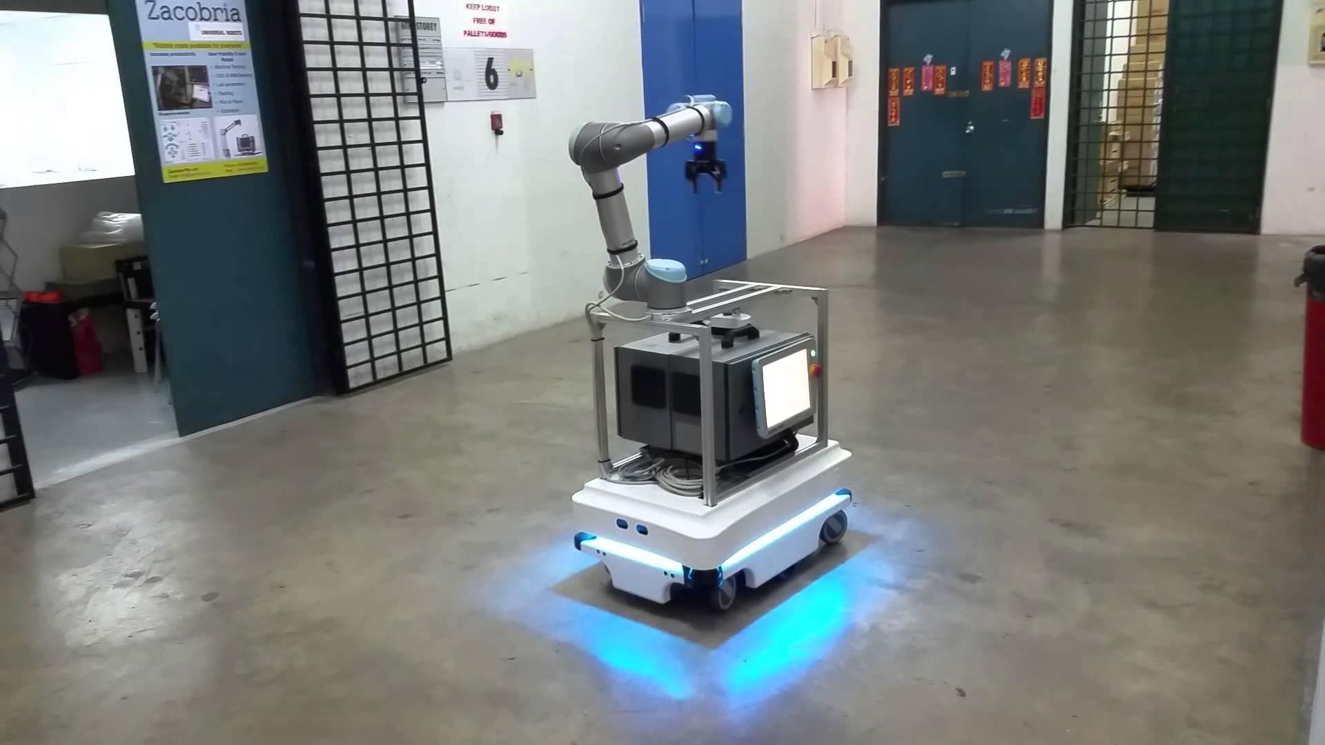 巡逻机器人
