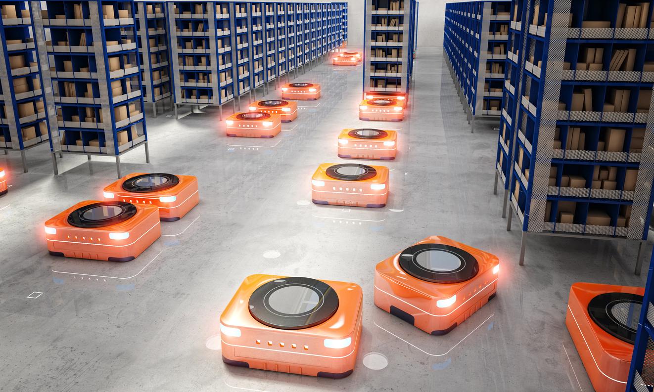 AMR產業藍皮書全球首發,第四代自主移動機器人登上歷史舞臺