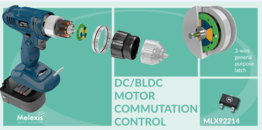 Melexis推出可靠的高性能通用型霍尔效应锁存器IC