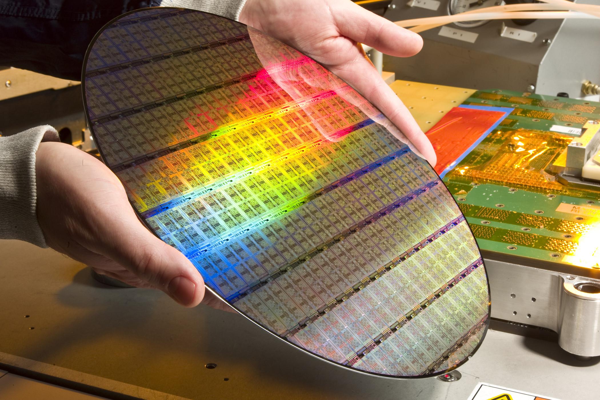 这家晶圆厂准备在我国建设芯片代工厂