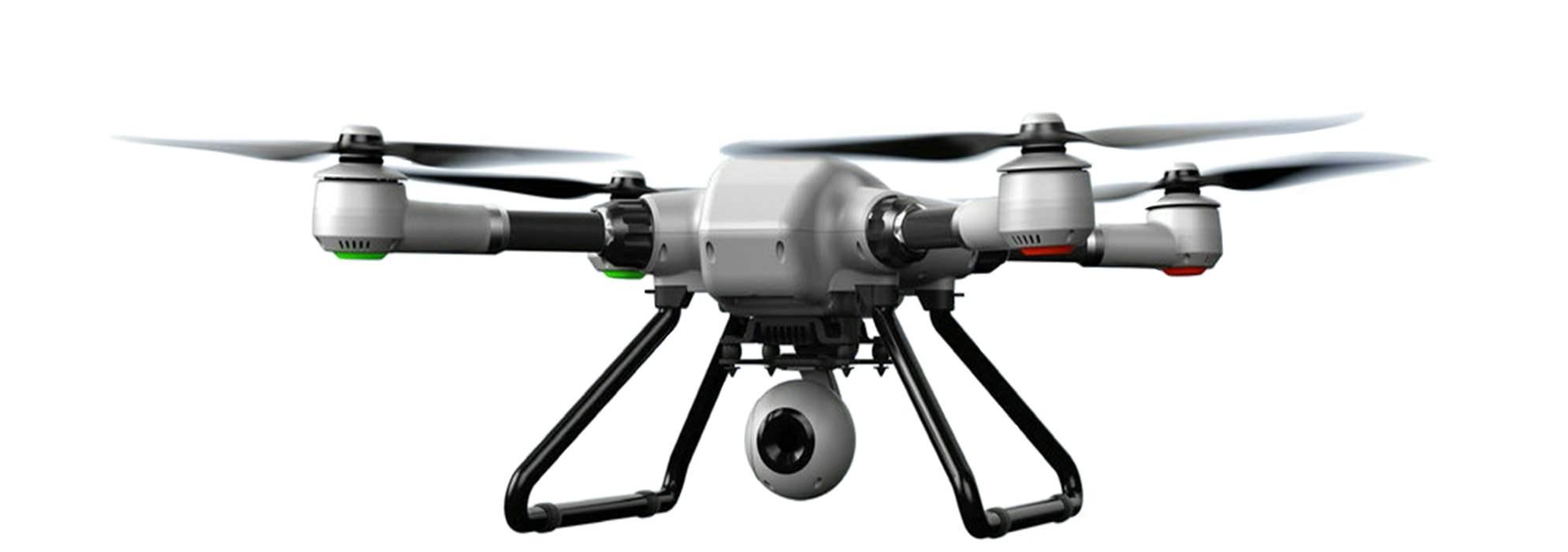 2020年全球工业无人机行业现状及前景分析