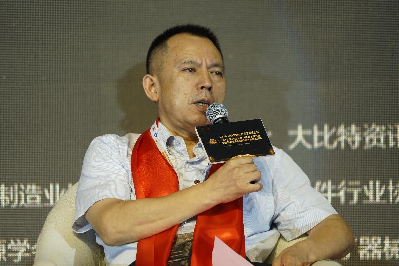 顺络电子常务副总裁李有云