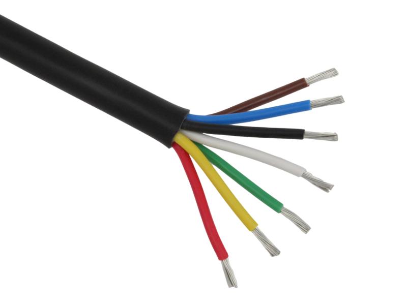 常用的线缆 它们在工业上都有哪些作用