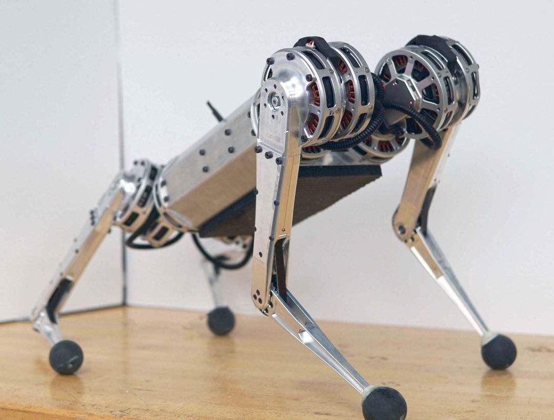 ANYmal四足机器人增加新轮子