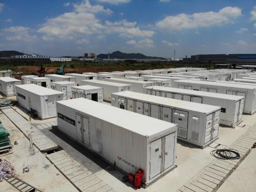 """到""""十四五""""末我国需建设20GW以上电化学储能电站"""