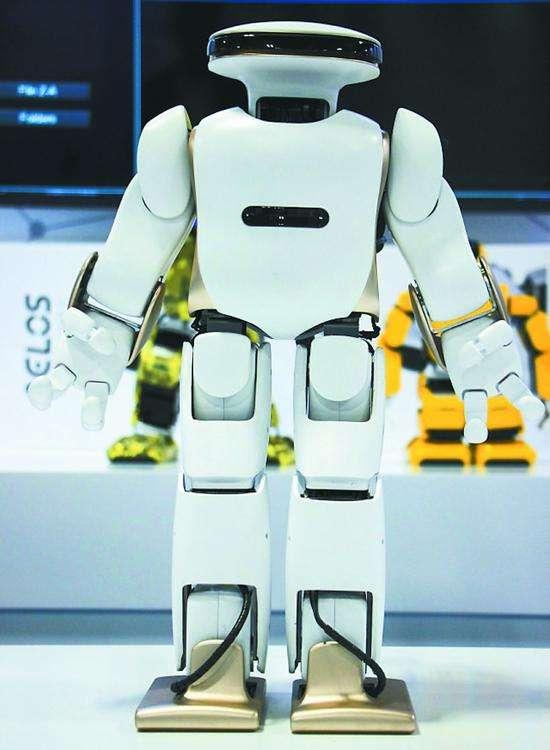 大众订购2200个机器人用来生产电动车
