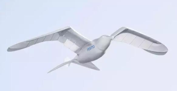 汉王科技展发布Go Go Bird 1000系列仿生扑翼鸟,售价尚未公布