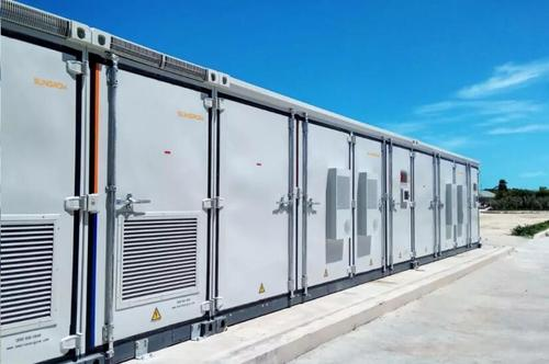Enel第二个光储项目已正式在北美动工建设