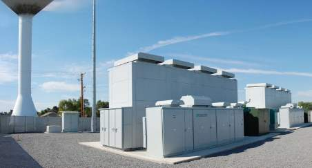 智利首个太阳能+储能项目已正式动工