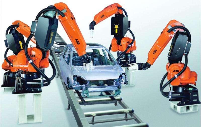 国产SCARA机器人市场占比不断提升,到2025年国产化率或达75%