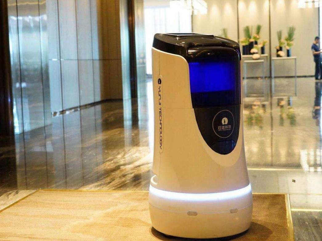优地科技获格林酒店集团投资,全面加速酒店机器人的产品升级