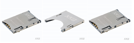 XKB Connectivity针对消费领域推出卡座连接器系列