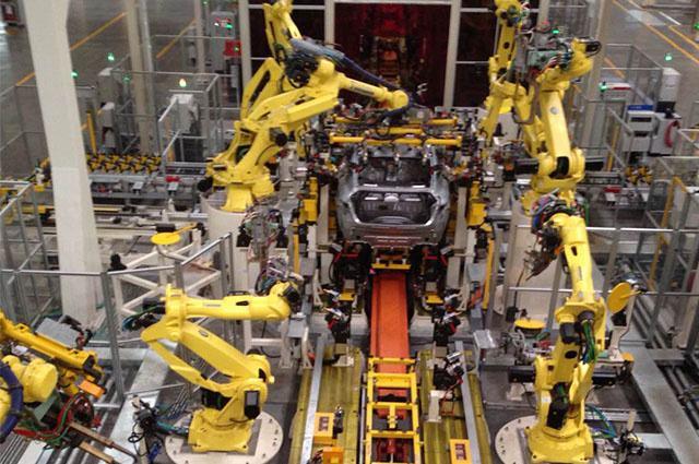 智能制造行业:国内工业机器人产量增速+51.4%