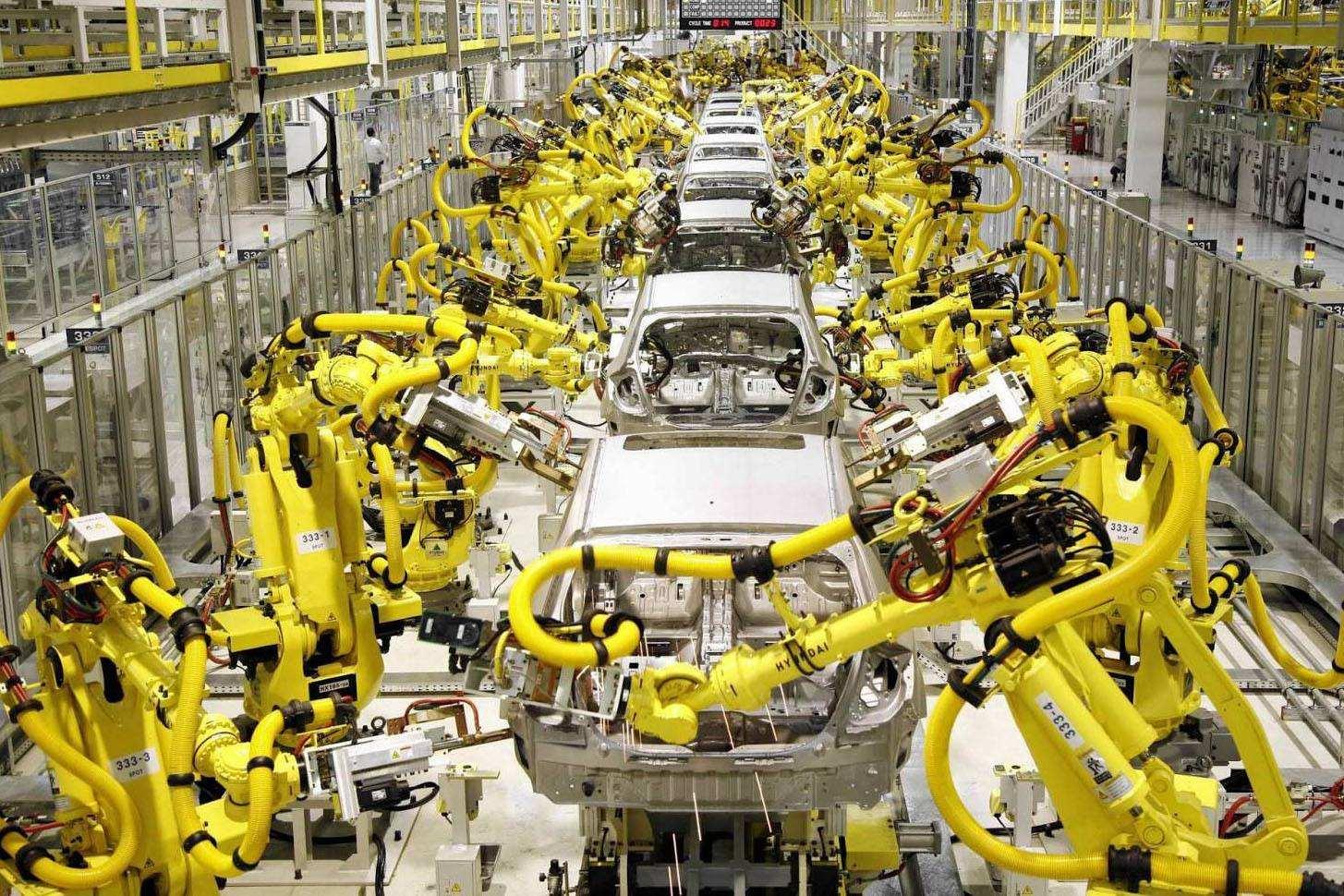 工业机器人行业:工业机器人产量再创新高